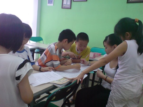 A Day in the life - teaching English in China