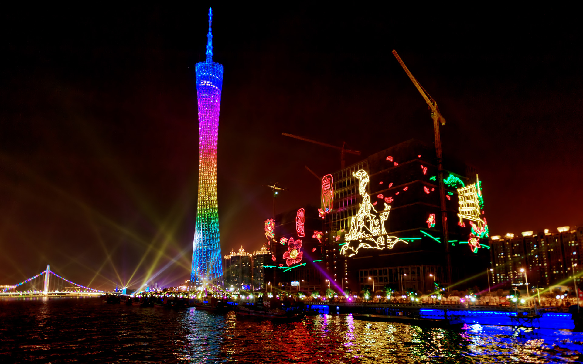 Good places to visit on your weekends in Guangzhou
